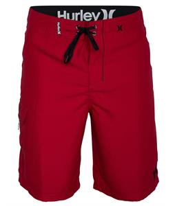 Hurley Phantom One & Only Boardshorts Gym Red