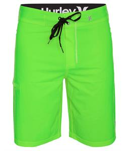 Hurley Phantom One & Only Boardshorts Neon Green