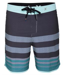 Hurley Phantom Warp 4 Boardshorts Medium Ash