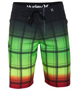 Hurley Phantom 60 Puerto Rico Sands Boardshorts Rasta