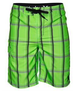 Hurley Puerto Rico Boardshorts Neon Green 2