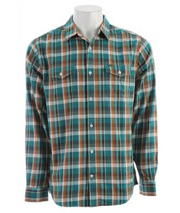 Hurley Radium L/S Shirt Aquatic