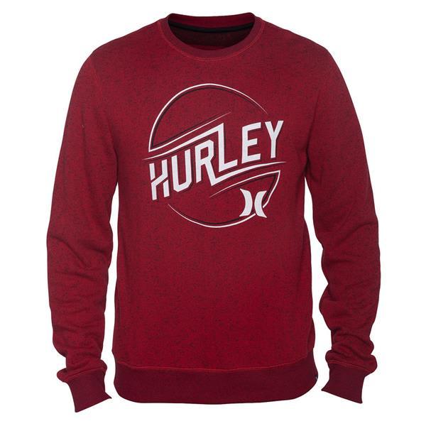 Hurley Retreat Carl Crew Sweatshirt