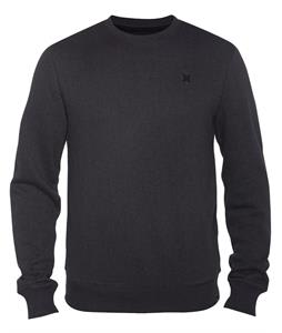 Hurley Retreat Crew Sweatshirt Medium Ash