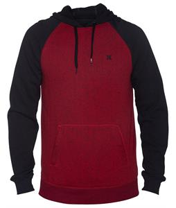 Hurley Retreat Pullover Hoodie Valient Red