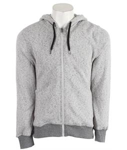 Hurley Retreat Zip Hoodie Heather White