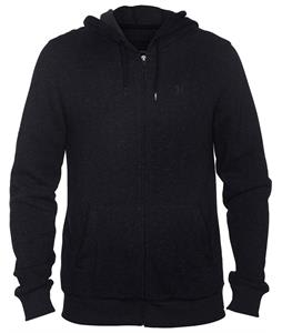 Hurley Retreat Zip Hoodie Black