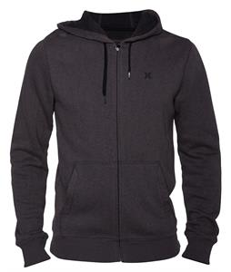 Hurley Retreat Zip Hoodie Medium Ash