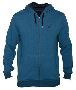 Hurley Retreat Zip Hoodie Rift Blue