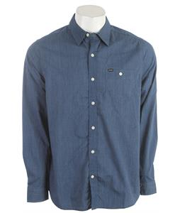 Hurley Rise Solid L/S Shirt