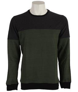 Hurley Seapoint Long Sleeve Crew Sweatshirt