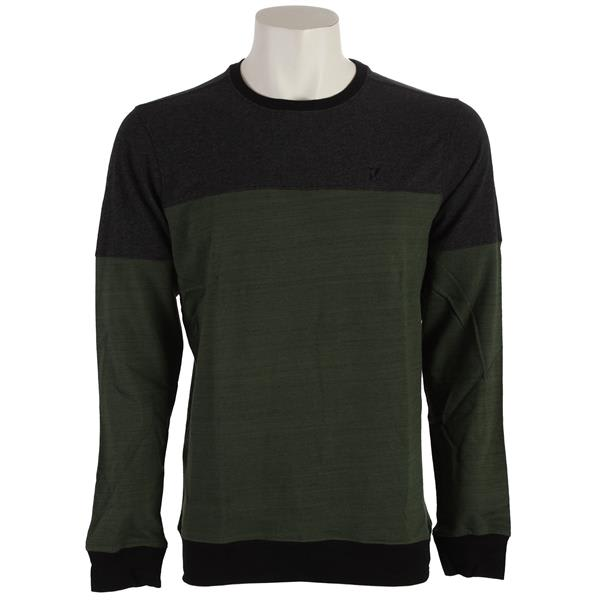 Hurley Seapoint Long Sleeve Crew Sweatshirt