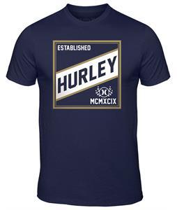 Hurley Selector Premium T-Shirt Midnight Navy