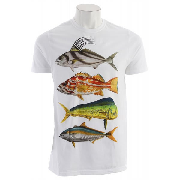 Hurley Stacked T-Shirt