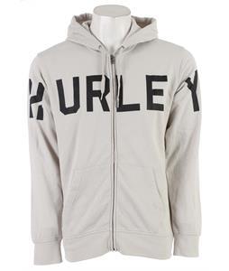 Hurley Stadium Zip Hoodie Mineral Grey