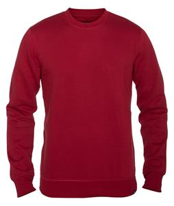 Hurley Staple Crew Sweatshirt Valiant Red