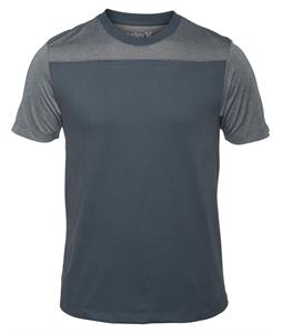 Hurley Staple Dri-Fit Football T-Shirt Dark Magnet Grey/Dark Magnet Grey