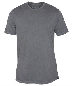 Hurley Staple Lava Wash T-Shirt Dark Grey