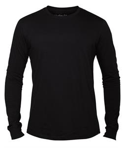 Hurley Staple L/S T-Shirt Black