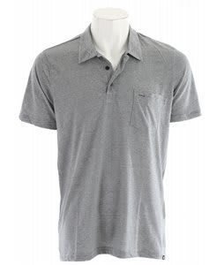 Hurley Staple Mini Stripe Polo Black