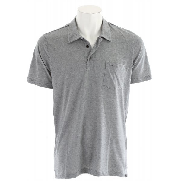 Hurley Staple Mini Stripe Polo Shirt