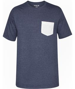 Hurley Staple Pocket Block T-Shirt