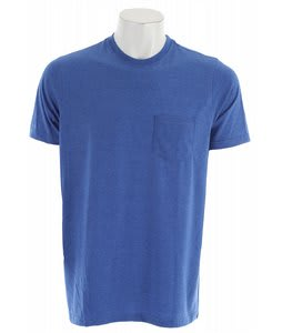 Hurley Staple Pocket Premium T-Shirt Royal