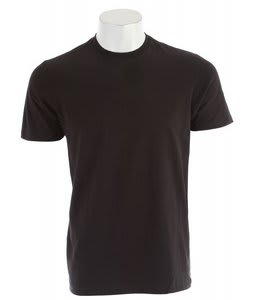 Hurley Staple Premium Crew T-Shirt Black