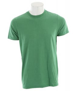 Hurley Staple Premium Crew T-Shirt Heather Kelly Green