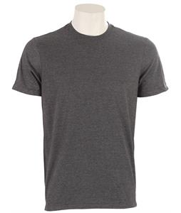 Hurley Staple Premium T-Shirt Heather Black