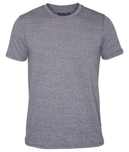 Hurley Staple Tri-Blend T-Shirt Charcoal