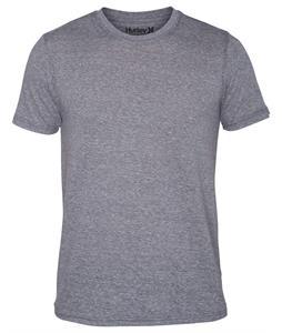 Hurley Staple Tri-Blend T-Shirt Charcoal