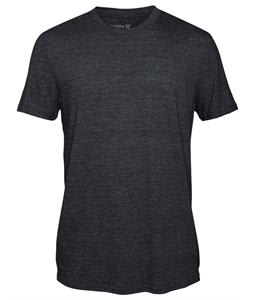 Hurley Staple Tri-Blend T-Shirt Grey/Black