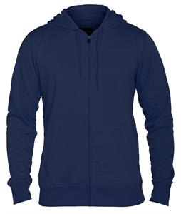 Hurley Staple Zip Hoodie Midnight Navy