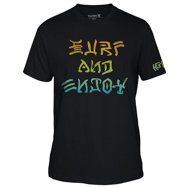 Hurley Surf And Enjoy T-Shirt