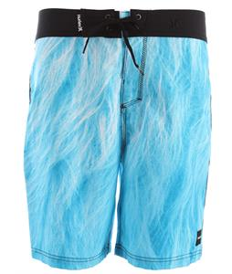 Hurley Surface Boardshorts Cyan Block