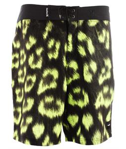 Hurley Surface Boardshorts Neon Yellow