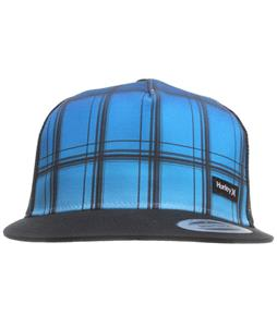 Hurley Trunks Trucker Cap Cyan