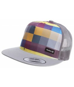 Hurley Trunks Trucker Cap Grey