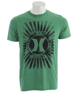 Hurley Trust T-Shirt Heather Kelly Green