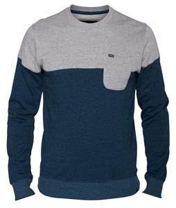 Hurley Up Top Sweatshirt Dark Obsidian