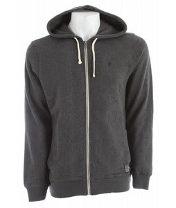 Hurley Vacation Zip Hoodie Heather Graphite
