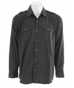 Hurley Vector 2.0 L/S Shirt Black