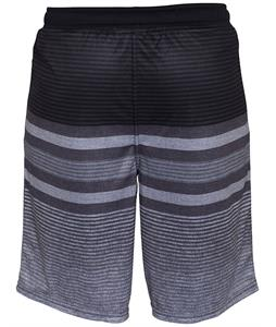 Hurley Warp Volley Shorts Black