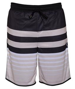 Hurley Warp 4 Mesh Volley Shorts Black