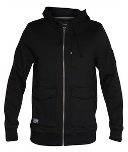 Hurley Warrant Hoodie Black