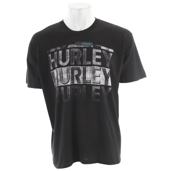 Hurley Who Shot The Serif T-Shirt