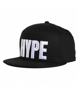 Neff Hype Cap Black