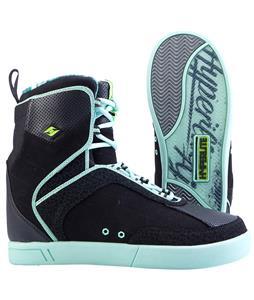 Hyperlite AJ Wakeboard Boots Black/Minty