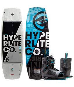 Hyperlite Baseline Wakeboard w/ Team Bindings